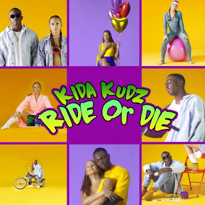Kida Kudz Premieres 'Ride or Die' Video