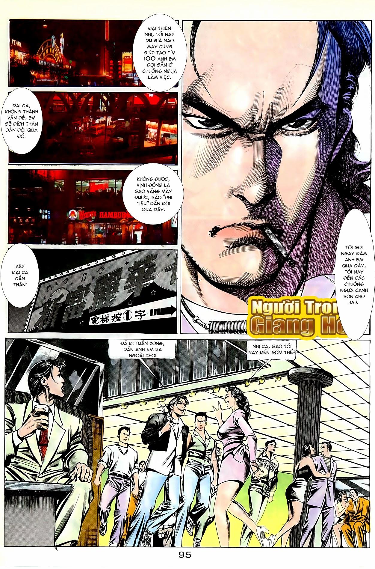 Người Trong Giang Hồ chapter 94: hoàng giả chi phong trang 26