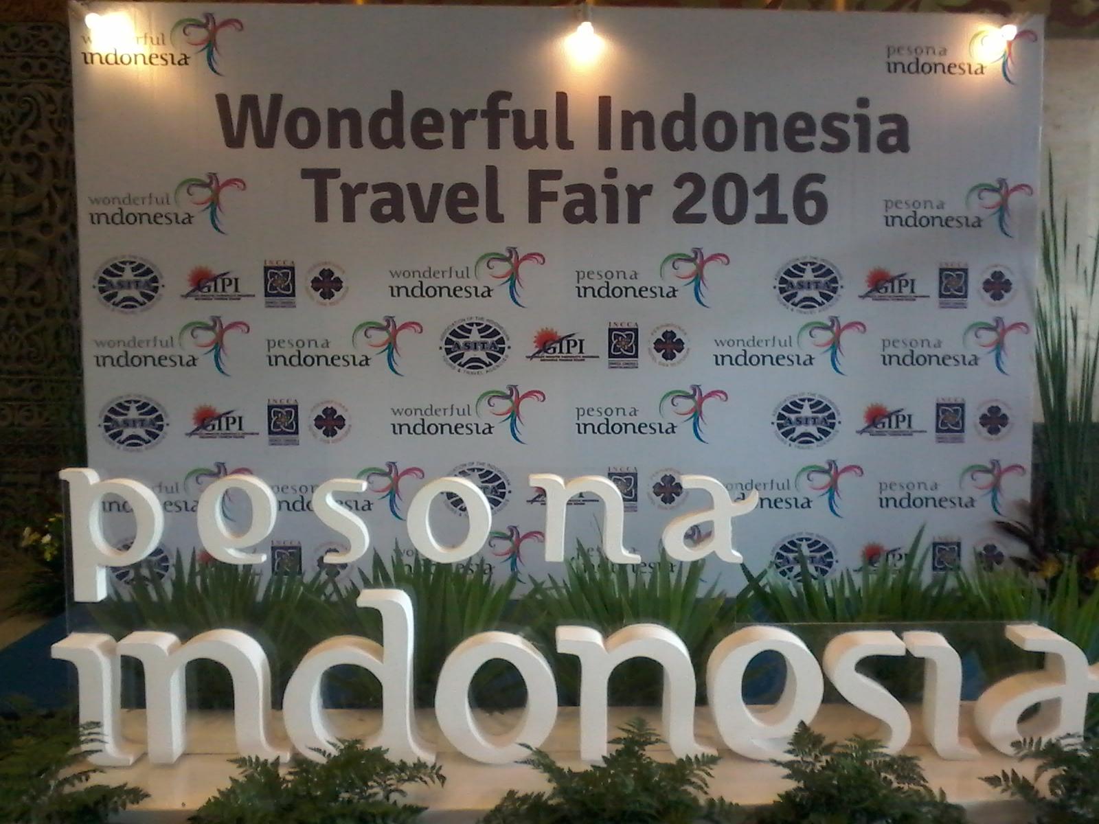 Ayo Temukan Paket Wisata Andalan Aceh Hingga Papua di Wonderful Indonesia Travel Fair 2016