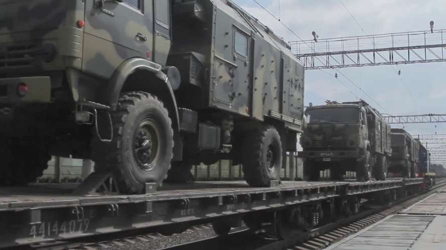 manuver East-2018 menunjukkan kemampuan bertindak bersama dengan militer Cina