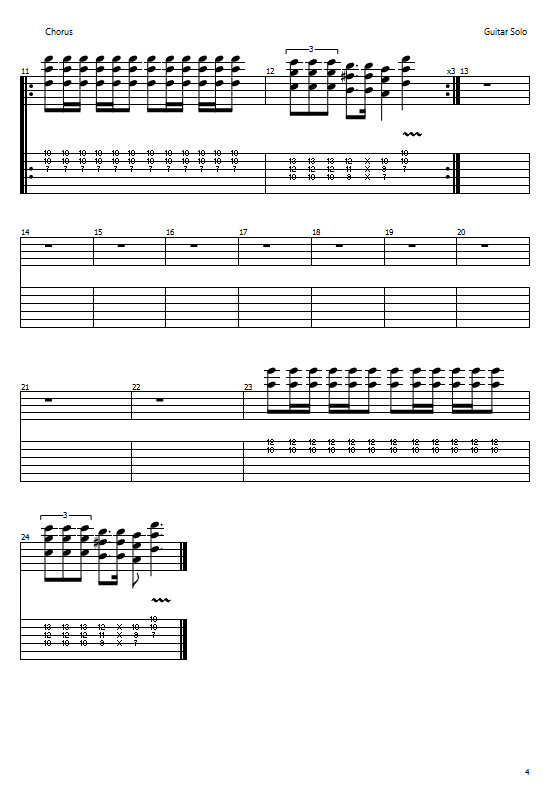 Even Better Than The Real Thing Tabs U2 - How To Play U2 Songs On Guitar Tabs & Sheet Online