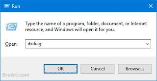 Cara Melihat Spesifikasi Laptop pada Windows 10