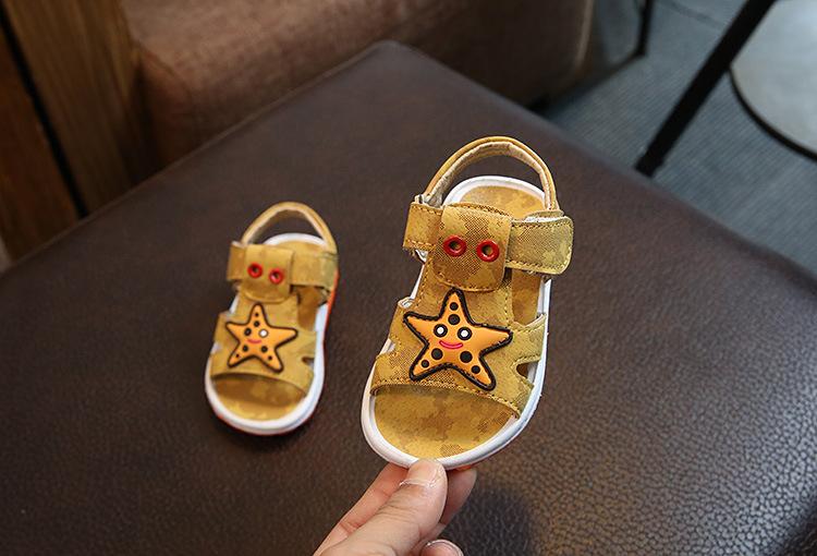 sandal be trai trai 1-3 tuoi