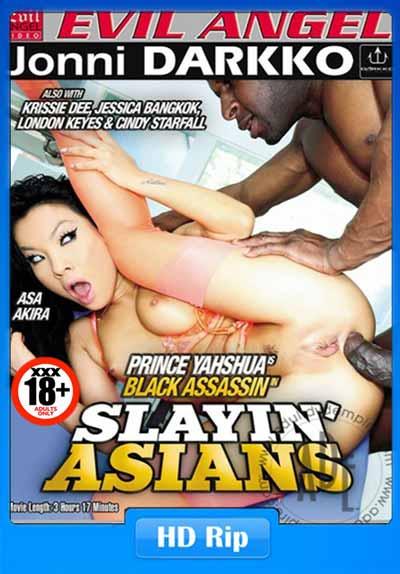 [18+] Slayin Asians Evil Angel 2017 300MB WEBRip 480p x264