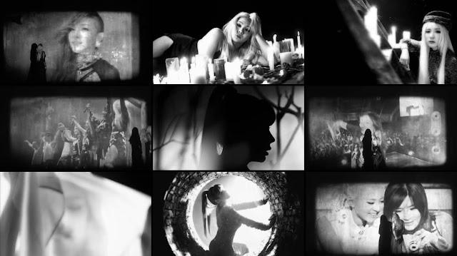 2NE1 - '안녕 (GOODBYE)' MV