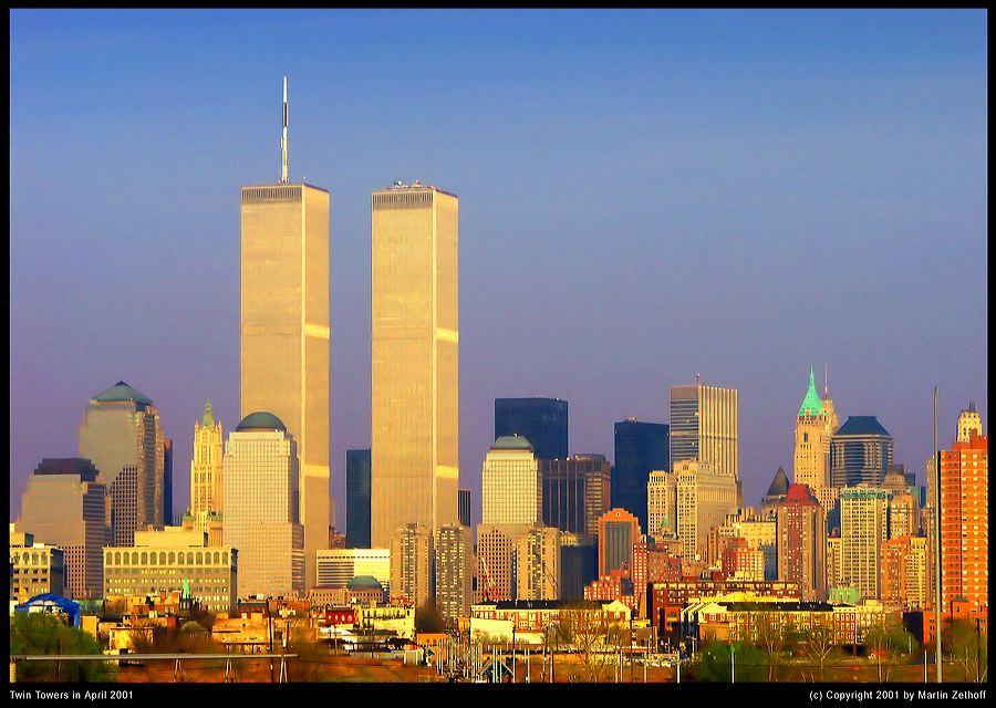 twin towers - photo #3