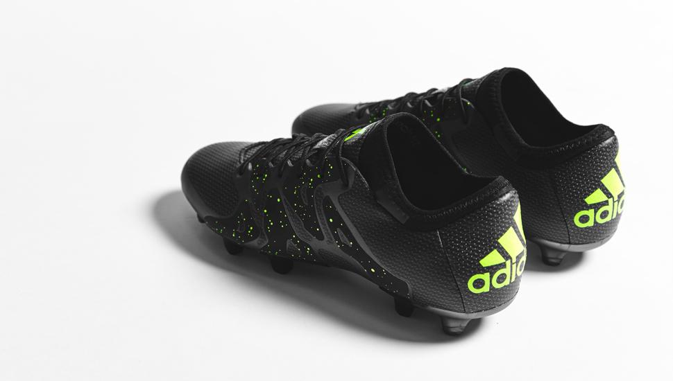 Adidas ha decidido sacar su nueva colección de colores para la X15.1  contrastando los colores de su primer modelo. Con la carcasa totalmente  negra y con ... 53e8b115026d9