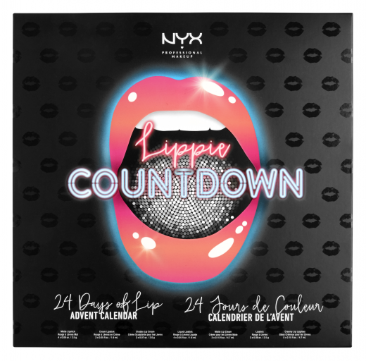 NYX Lippie Countdown Advent Calendar