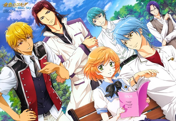 Kiniro no Corda Blue Sky Subtitle Indonesia