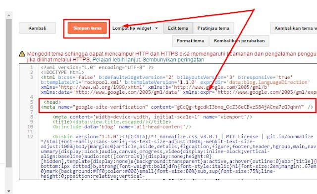 cara daftar ke google adsense di android