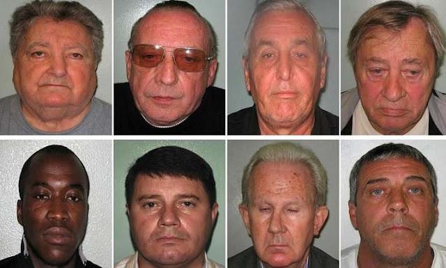 Οι πιο μεγάλοι σε ηλικία εγκληματίες top ten