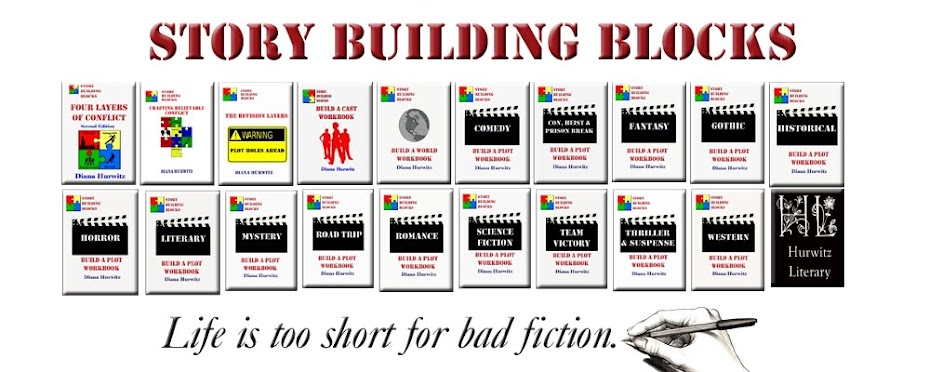 Story Building Blocks: Game On!