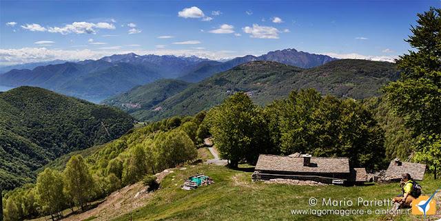 Panorama dall'Alpone
