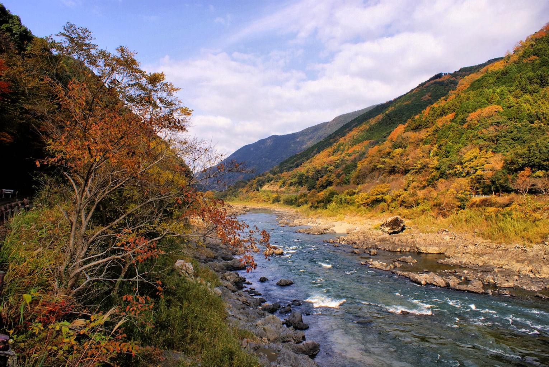 A Walk Around Kyushu Day 43 Hitoyoshi to Setoishi