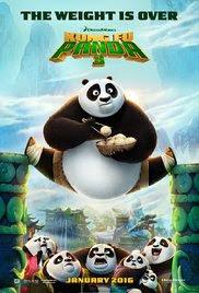 Kung Fu Panda 3 -  2016 Poster