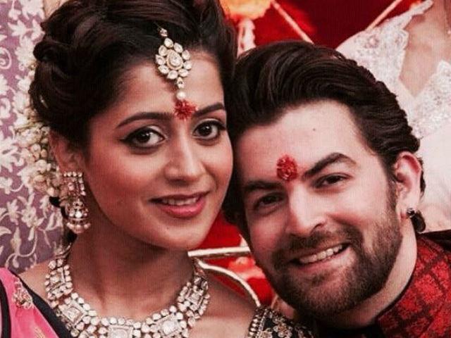 Nil Nitin Mukesh recently engaged with Rukmini Sahay