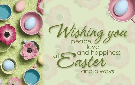 Happy Easter Messages For Family Members