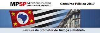 Ministério Público de SP abre 92º Concurso com 67 vagas