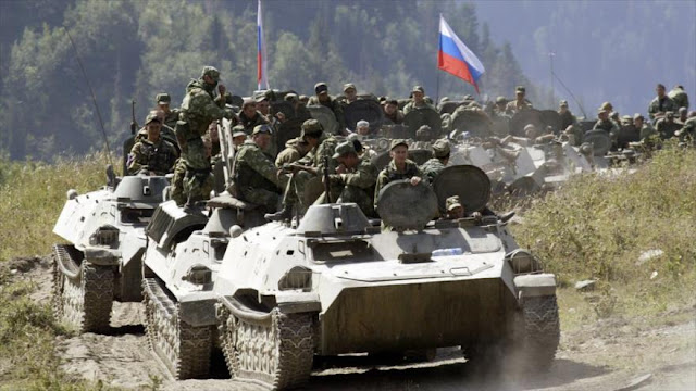 Rusia pone en jaque a Israel enviando tropas al sur de Siria