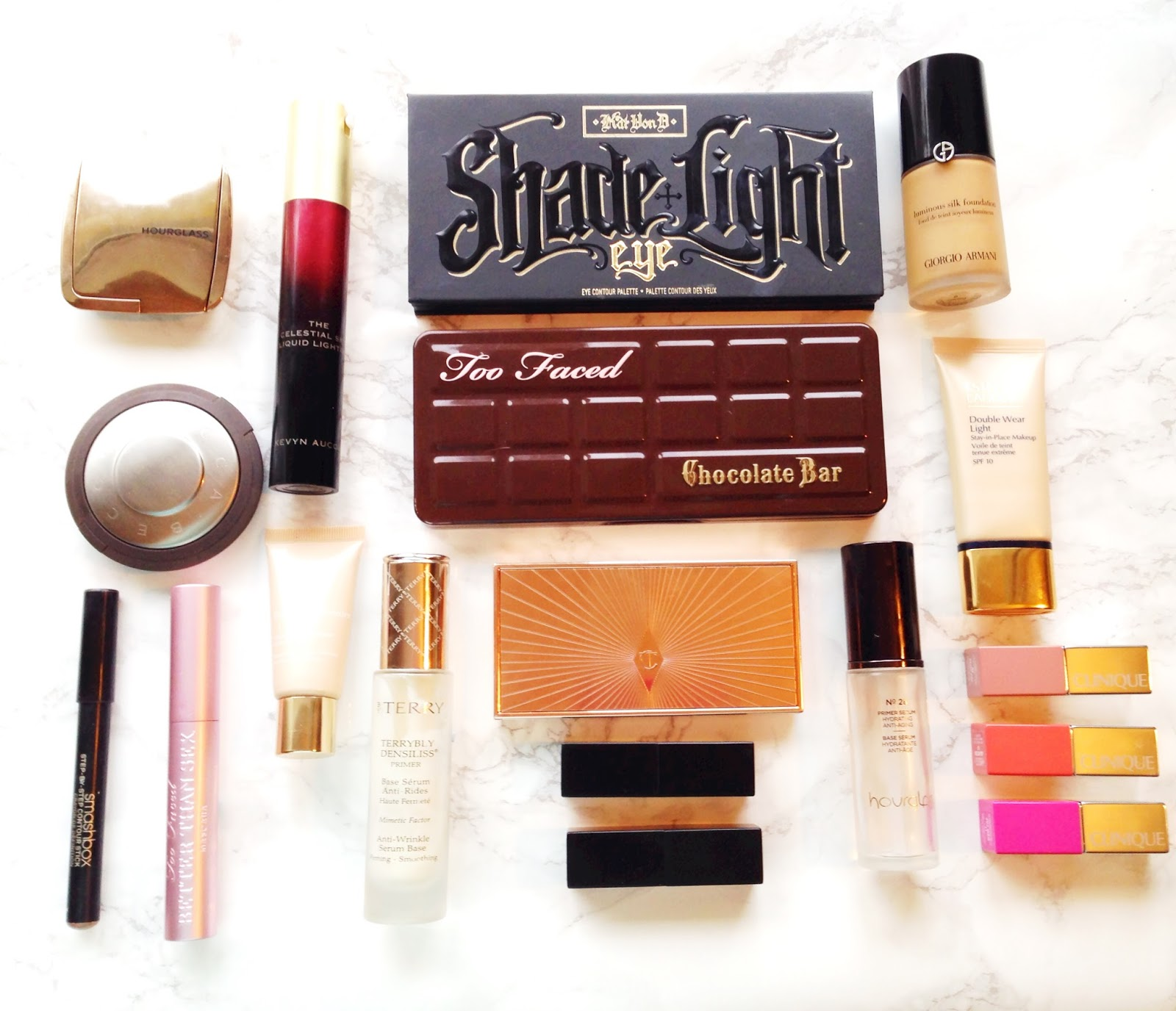 Top 15 Make Up Items From 2015 Featuring Kat Von D Too