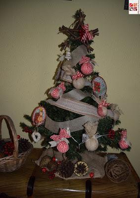 árbol rústico