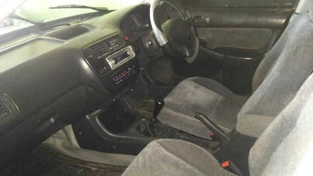 harga Honda Civic Ferio tahun 1997  bekas