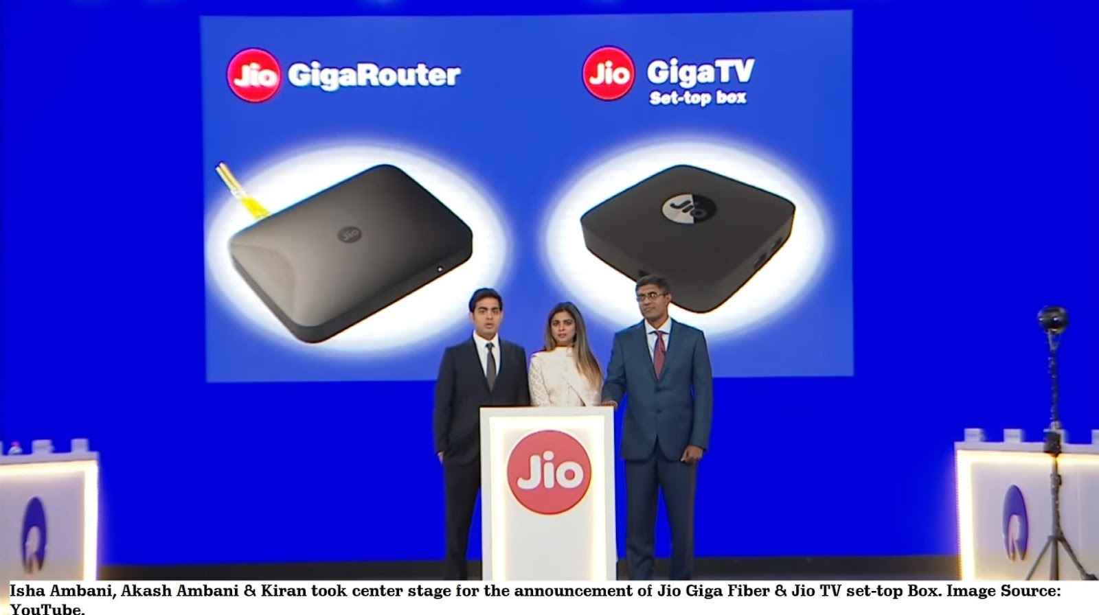 Finally, Wait is Over: Jio Giga Fiber & Jio Giga TV Set-Top