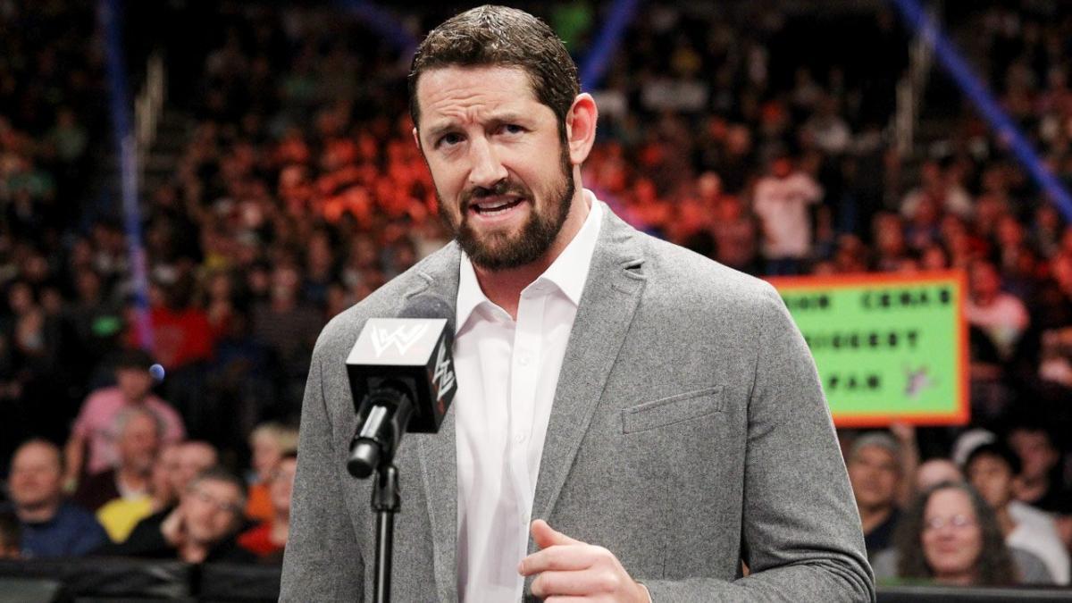 Wade Barrett retorna ao NXT
