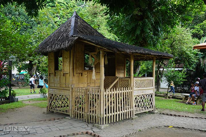 Pepe's <i>bahay kubo</i>