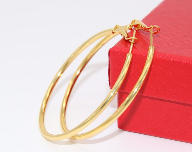 Store Hoop Earrings Properly
