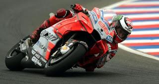 Hasil MotoGP Catalunya Spanyol: Lorenzo Tercepat FP2