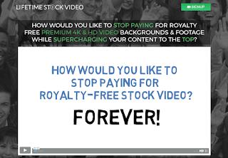 Lifetime Stock Video