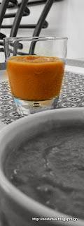 Φθινοπωρινή σούπα κολοκύθας