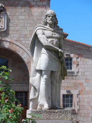 Don Pelayo, Cangas de Onís, foto de Zarateman