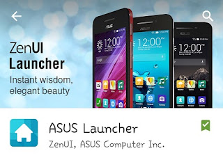 ASUS Launcher v2.0.1.3 Apk