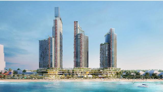 thiết kế dự án căn hộ sunbay park hotel ninh thuận hotline 0896356386