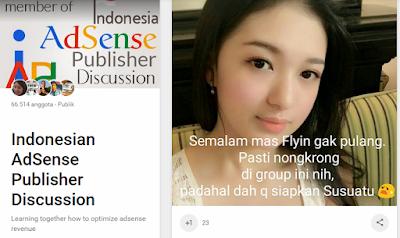 FAKTA FORUM INDONESIAN ADSENSE PUBLISHER DISCUSSION 2017
