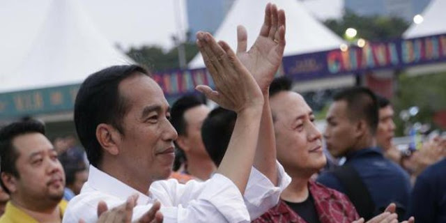 Kubu Prabowo Minta Jokowi Tabok Pelaku Kriminalisasi & Mafia Impor