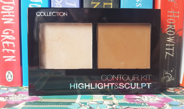 Collection Highlight Amp Sculpt Contour Kit Review The