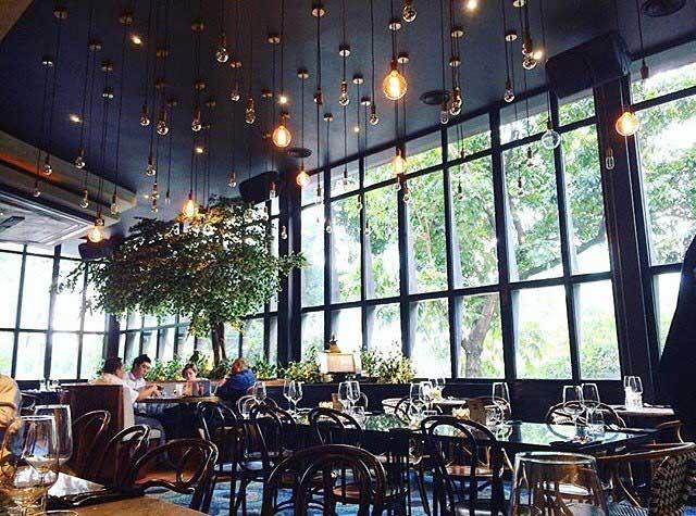 Bottega Ristorante - Tempat Makan Unik di Jakarta