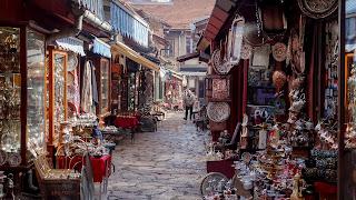 1 million tourists in Sarajevo each year