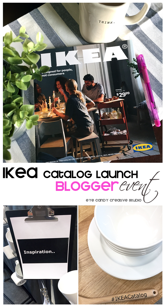 IKEA catalog launch, #IKEAwestchester, blogger event, IKEA