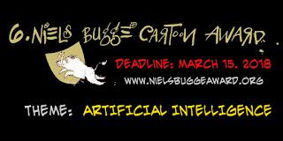 6th Niels Bugge Cartoon Award 2018