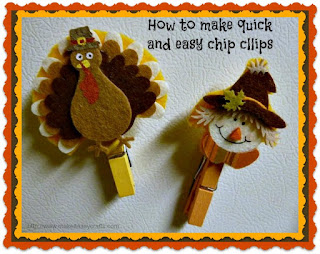 autumn chip clip