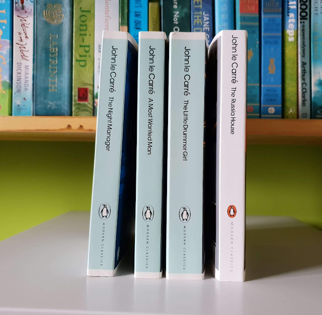 john-le-carre, books
