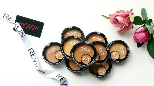 Revlon Colorstay 2 in 1 Compact Makeup and Concealer Review