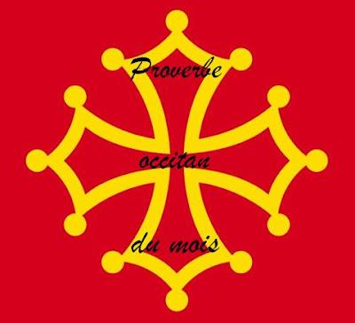 croix occitane proverbe occitan