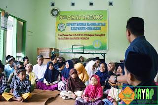 Sayap Untuk Panti Asuhan Al-Ikhsaniyah Semarang
