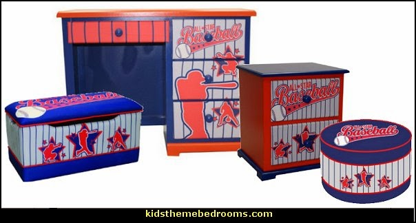 Best Kids Bedroom Decor Images On Pinterest Boys Baseball Furniture Marcela