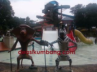 Tiket Masuk Fun Park Waterboom Bekasi Timur Regensi